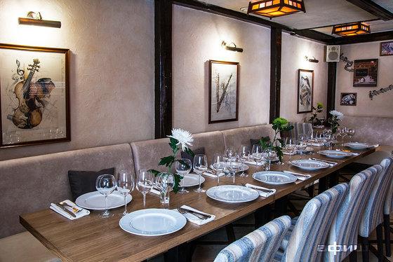 Ресторан Амадеус - фотография 7