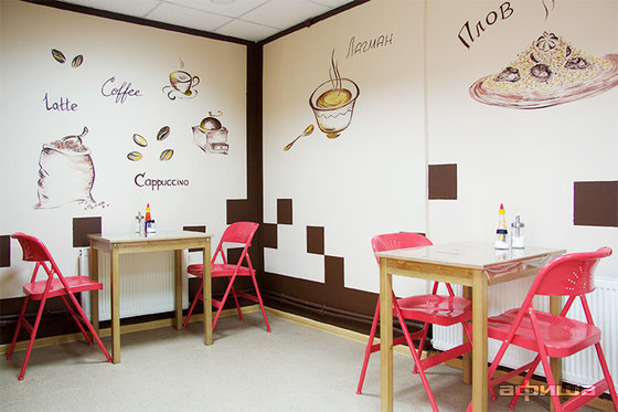 Ресторан Выпечка и плов - фотография 12