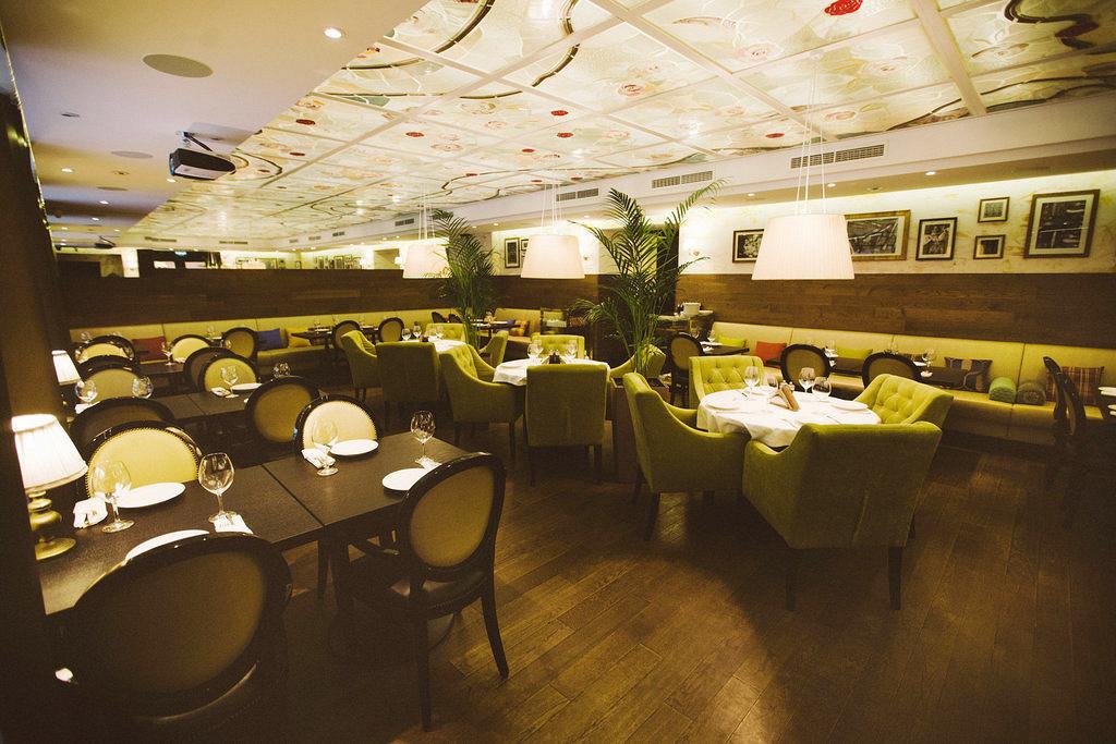Ресторан Нож справа, вилка слева - фотография 8