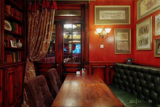 Ресторан James - фотография 22