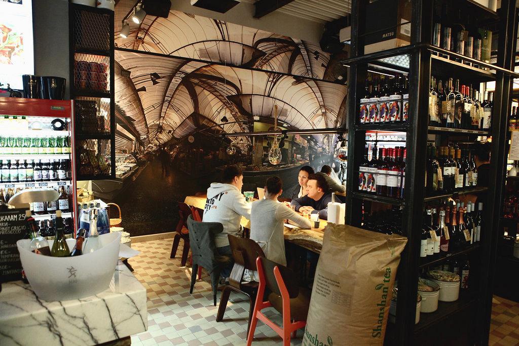 Ресторан Рынок и общепит - фотография 3