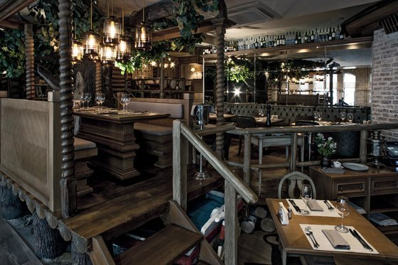 Ресторан На мельнице - фотография 14