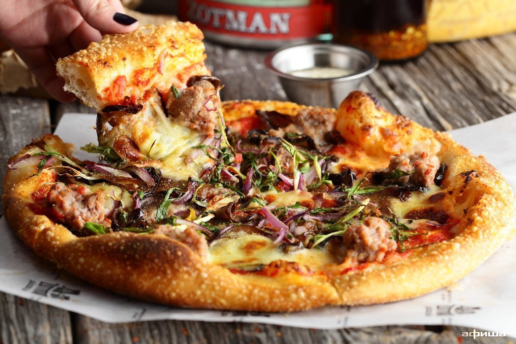 Ресторан Zotman Pizza Pie - фотография 7