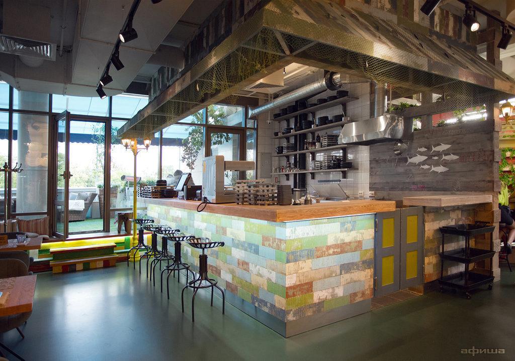 Ресторан Food Park - фотография 15