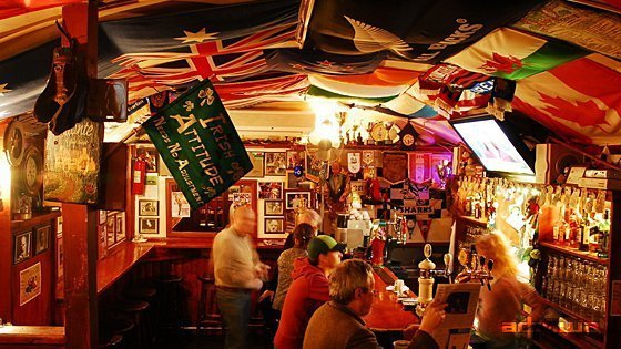 Ресторан Silver's Irish Pub - фотография 2