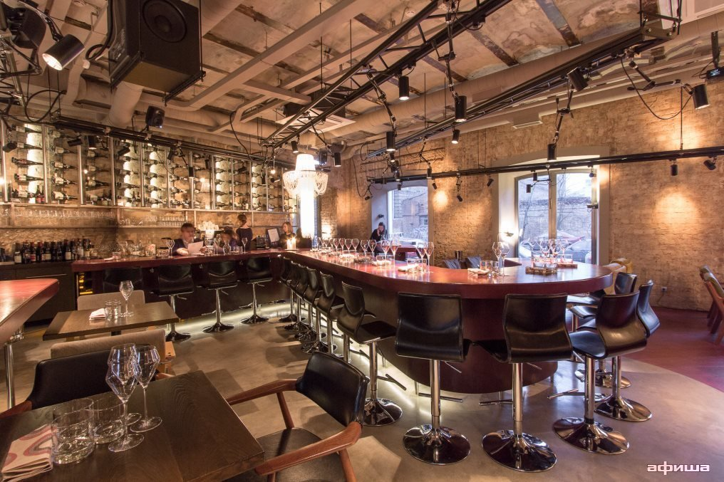 Ресторан Big Wine Freaks - фотография 13