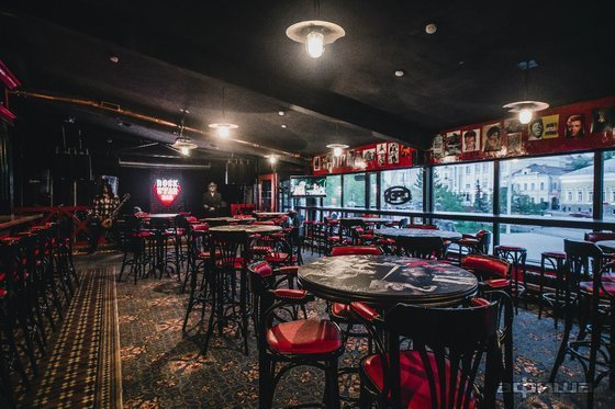 Ресторан Rockstar Bar - фотография 8