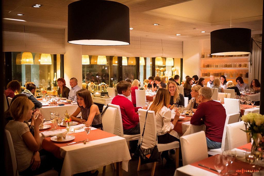 Ресторан T.B.K. Lounge - фотография 23