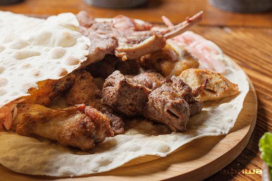 Ресторан Mr. Ливанец - фотография 10