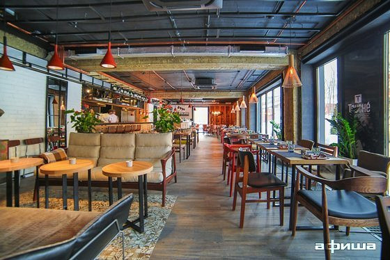 Ресторан Touché - фотография 4