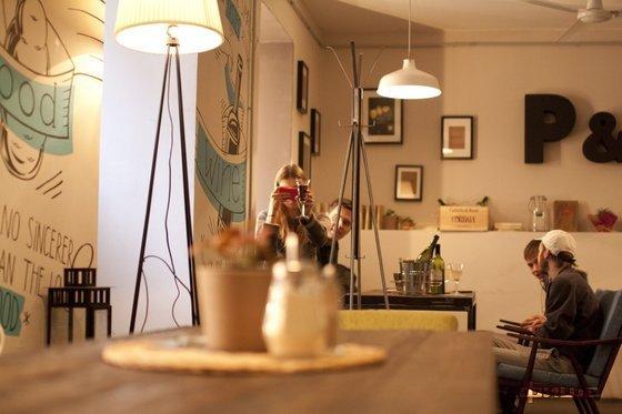 Ресторан Картофель с грибами - фотография 22