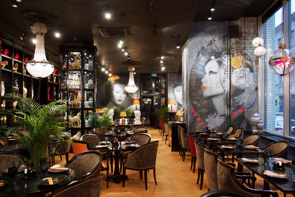 Ресторан Мандарин. Лапша и утки - фотография 16