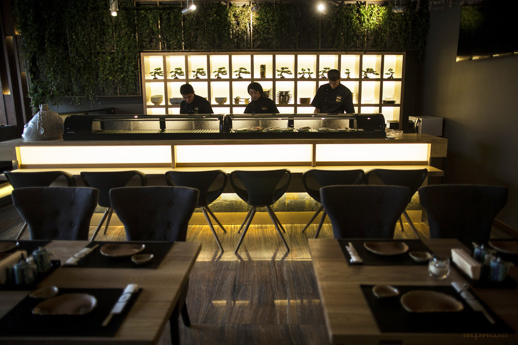 Ресторан Kobe - фотография 22