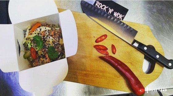 Ресторан Rock'n'Wok - фотография 3