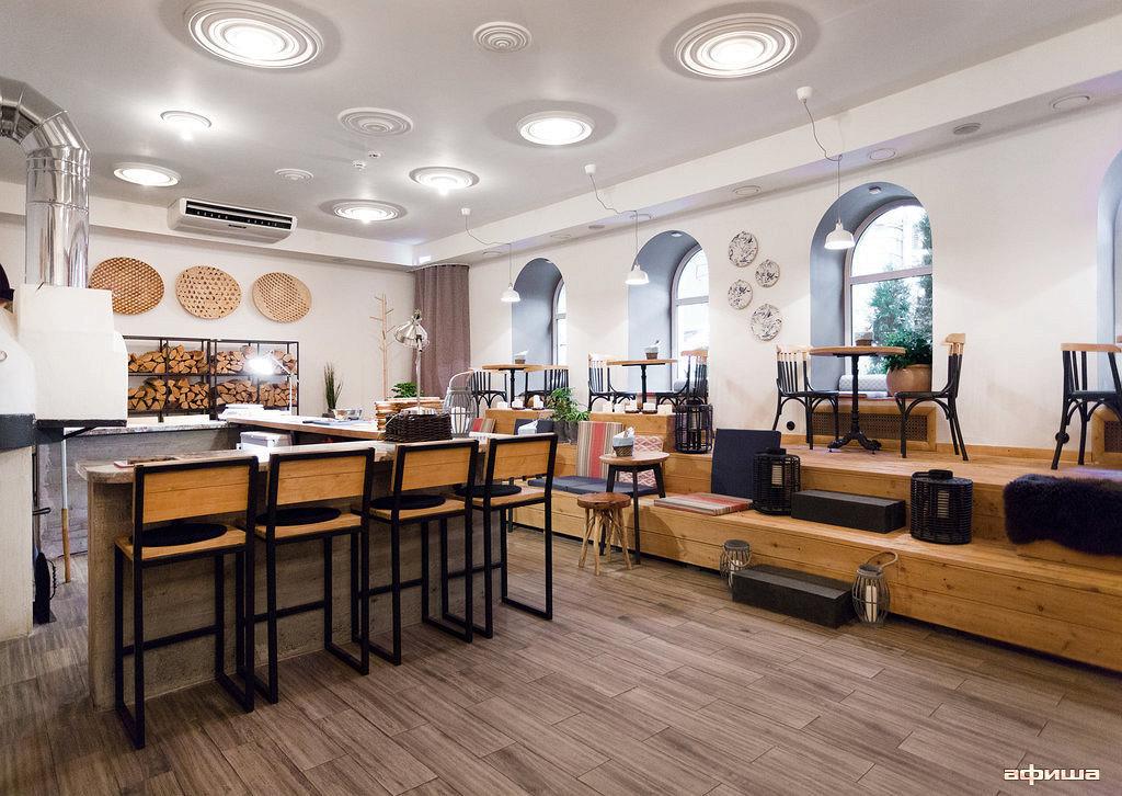 Ресторан Лев и птичка - фотография 8