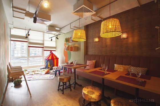 Ресторан Все свои - фотография 2