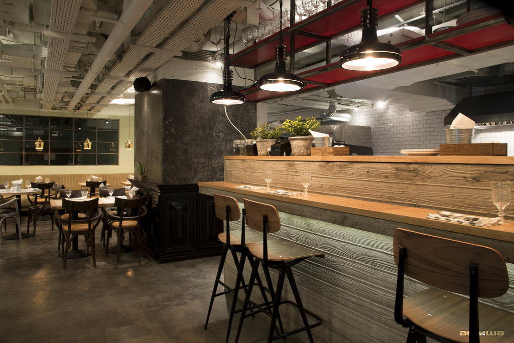 Ресторан Bread & Meat - фотография 10