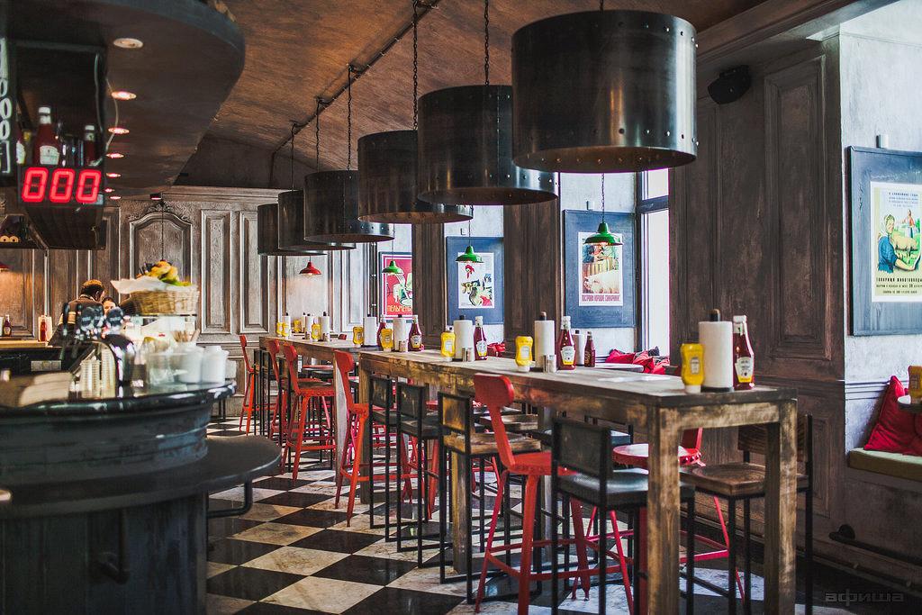 Ресторан Фарш - фотография 6