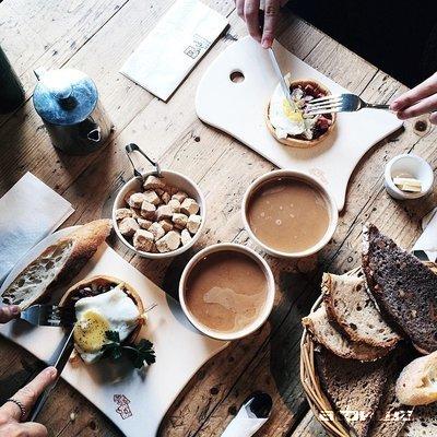 Ресторан Хлеб насущный - фотография 13