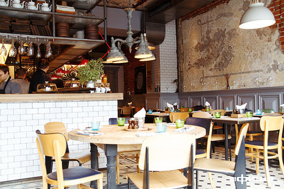 Ресторан Glenuill - фотография 5
