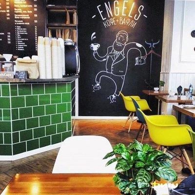 Ресторан Engels - фотография 10