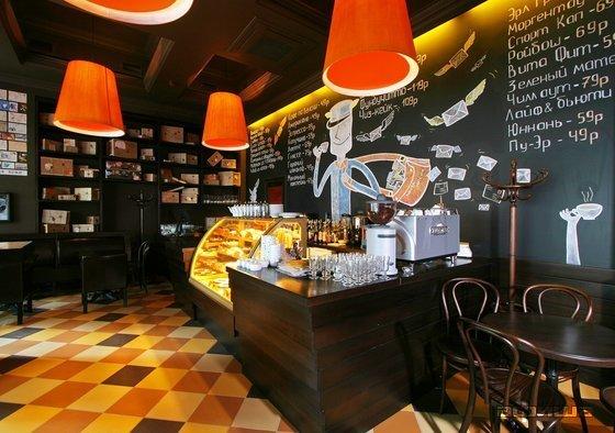 Ресторан Питькофе: Почта - фотография 2