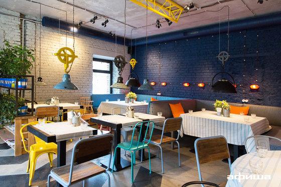 Ресторан Одесса-мама - фотография 10