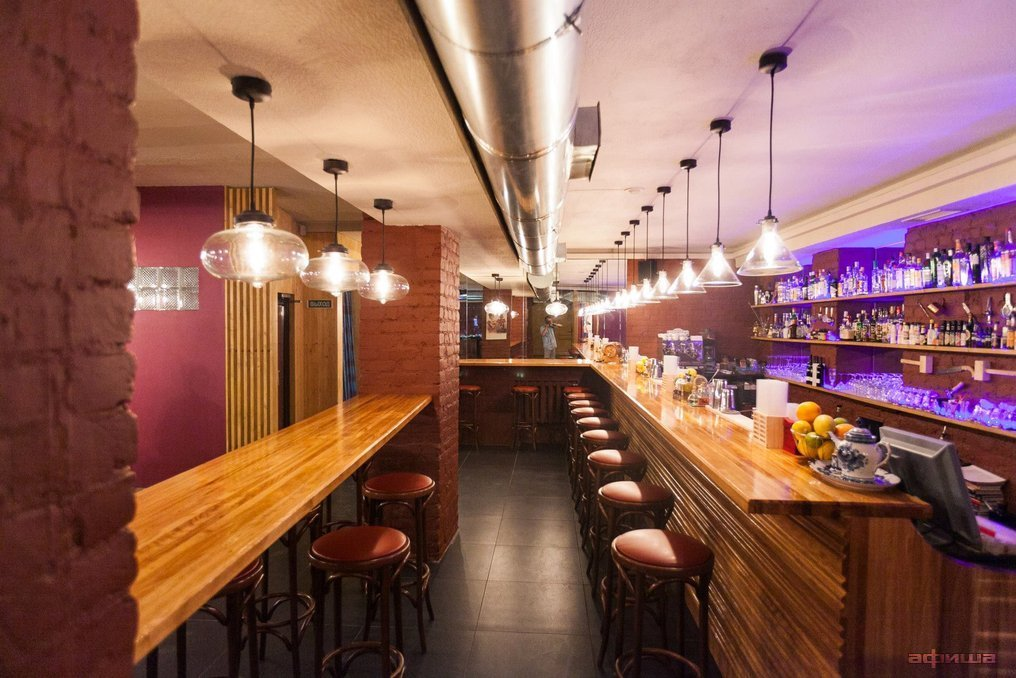 Ресторан Gin Tonic Bar - фотография 17