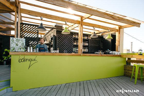 Ресторан Botanique Bar - фотография 11