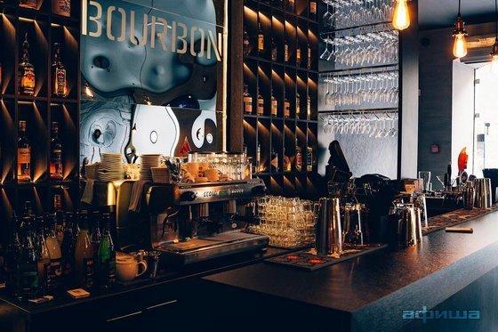 Ресторан Bourbon Bar - фотография 13