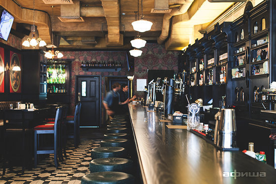 Ресторан Mandy's Apothecary Irish Pub - фотография 13