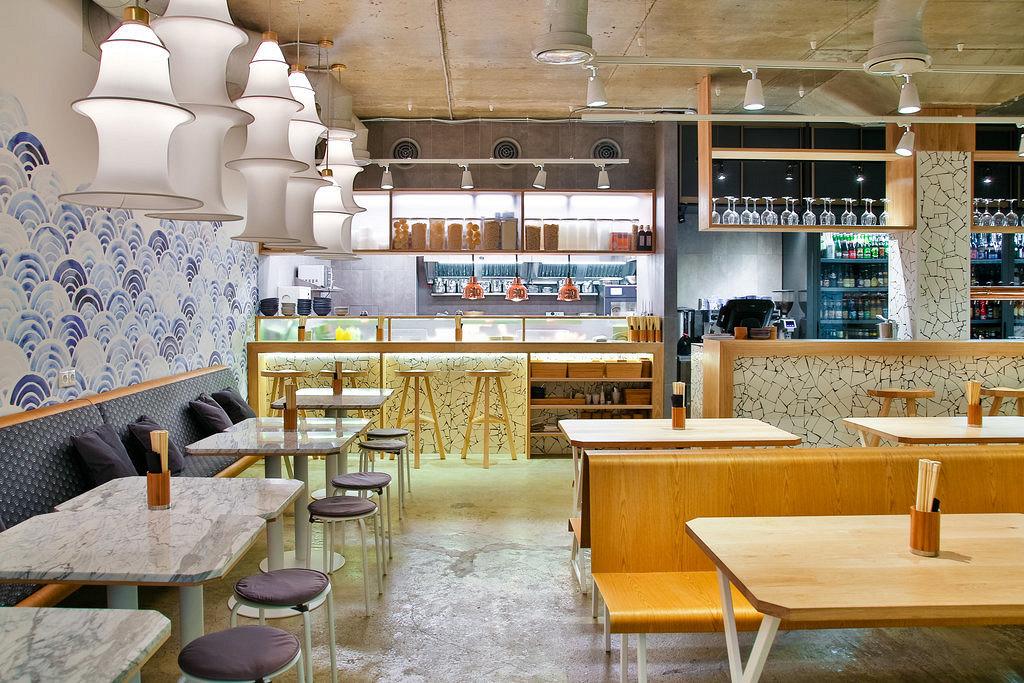Ресторан Bao + Bar - фотография 27