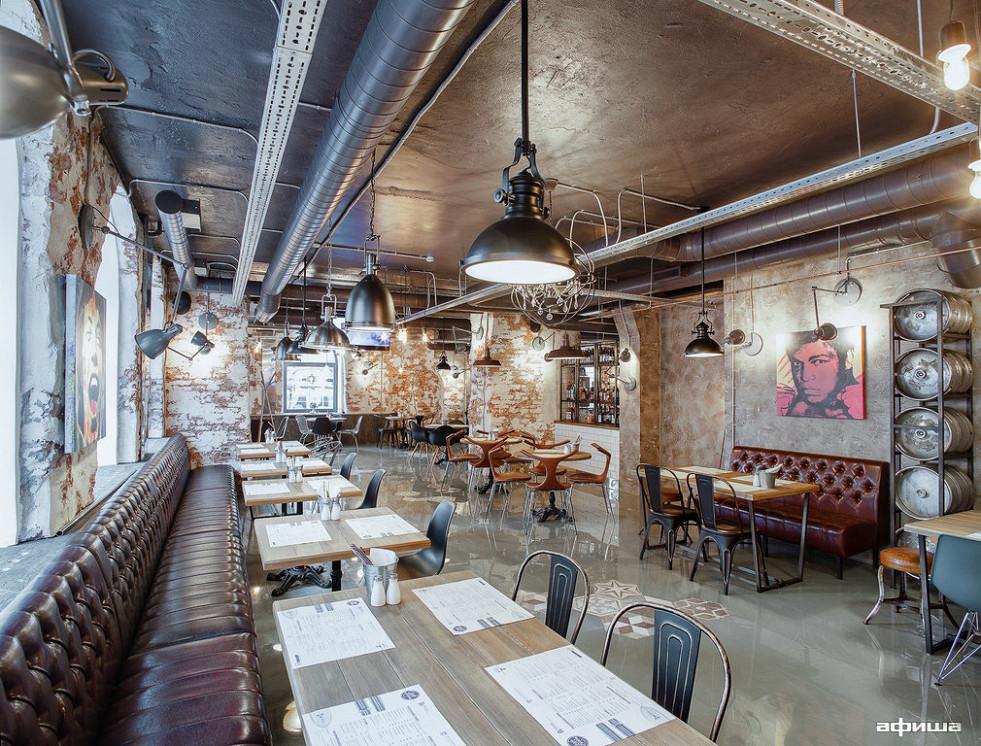Ресторан Craft Brew Café - фотография 14