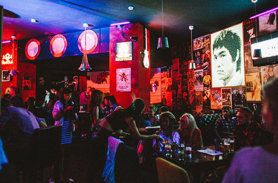 Ресторан Sgt. Peppers Bar - фотография 1