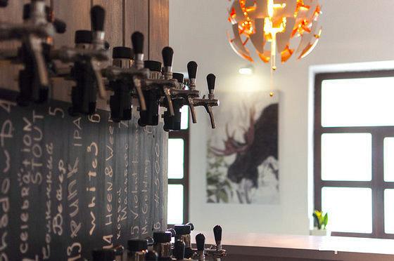 Ресторан Fomin Bar & Shop - фотография 14
