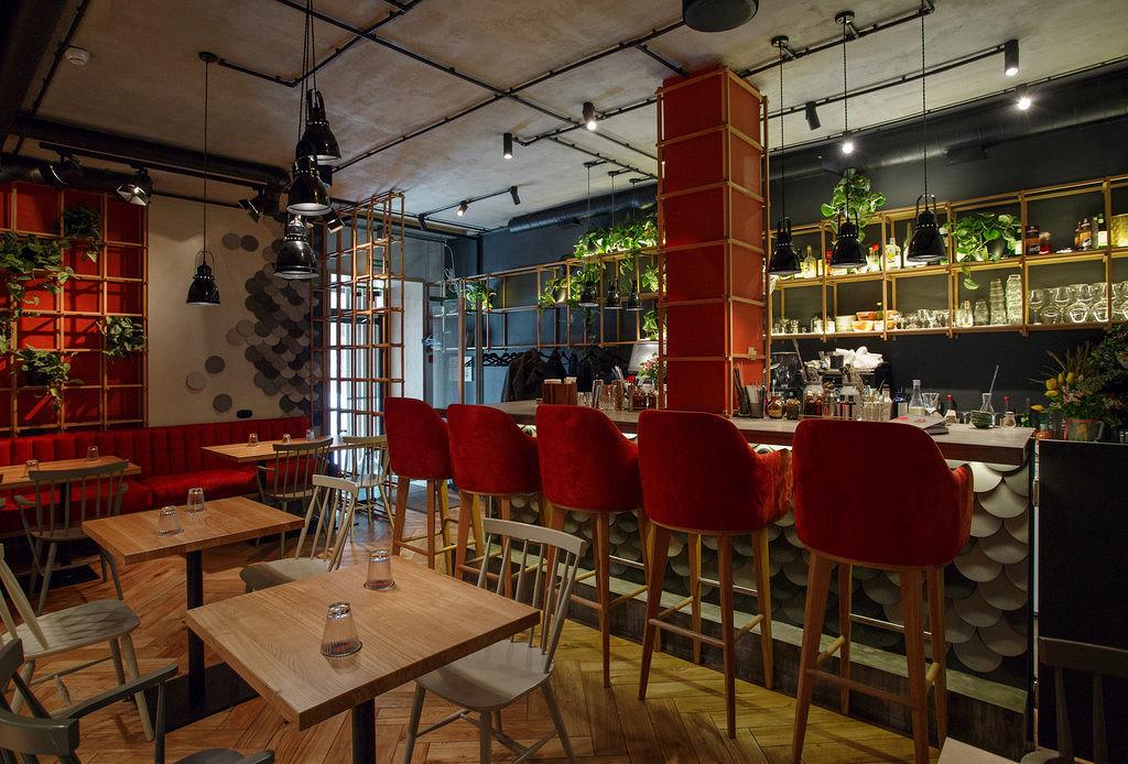 Ресторан Black China Bar - фотография 2