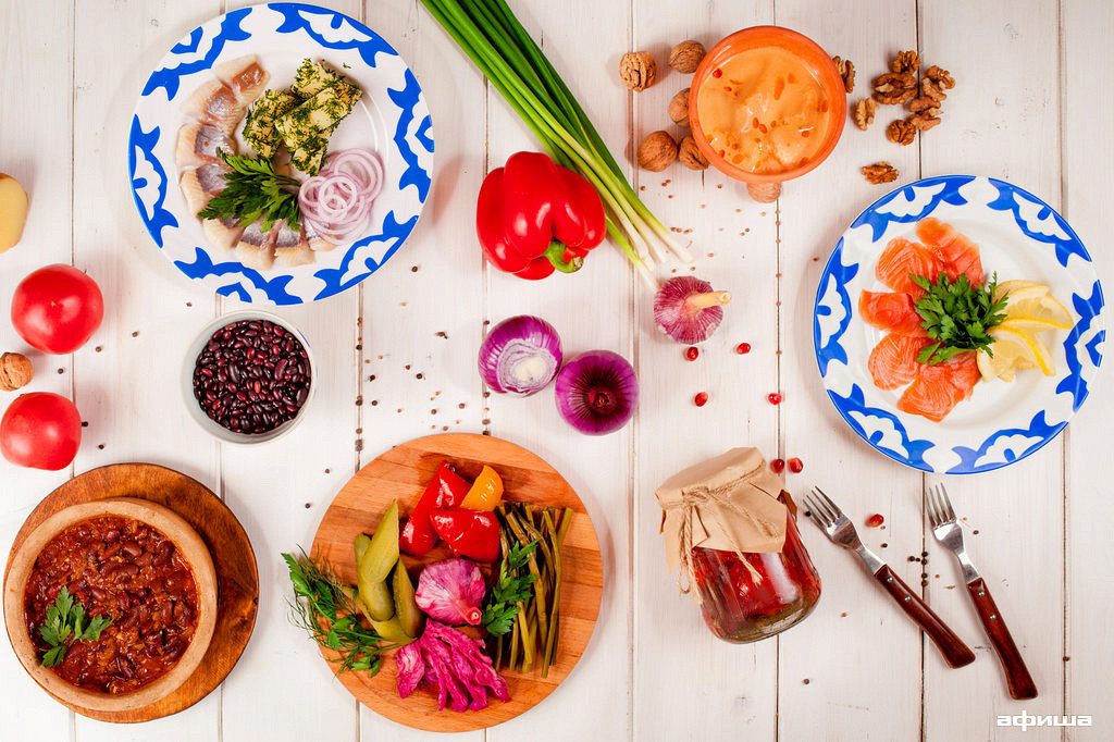 Ресторан Кишмиш - фотография 1
