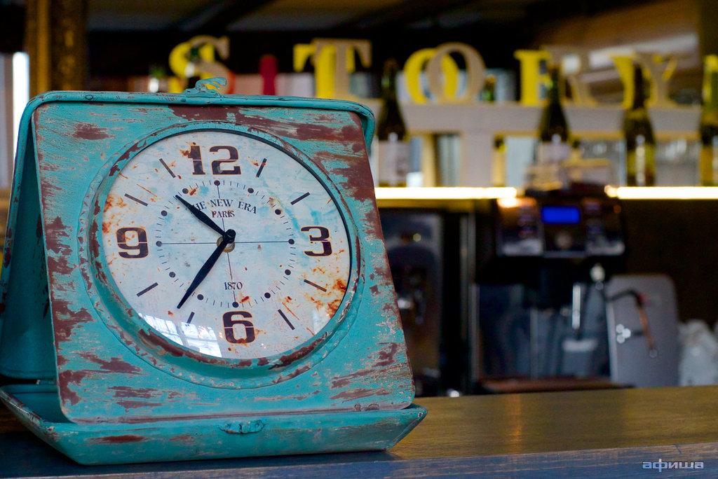 Ресторан Wafflestory - фотография 17