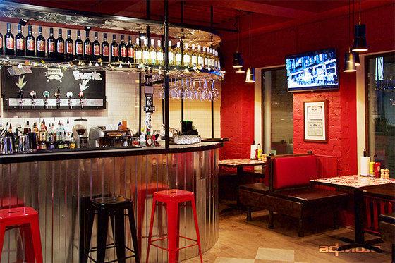 Ресторан J.P. Burger - фотография 13