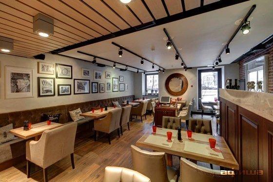 Ресторан Skver - фотография 11