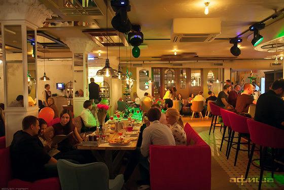 Ресторан Dandy Horse - фотография 1