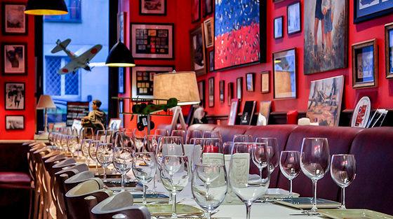Ресторан Нормандия-Неман - фотография 9