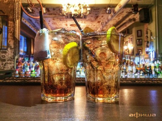 Ресторан Old Fashioned - фотография 15