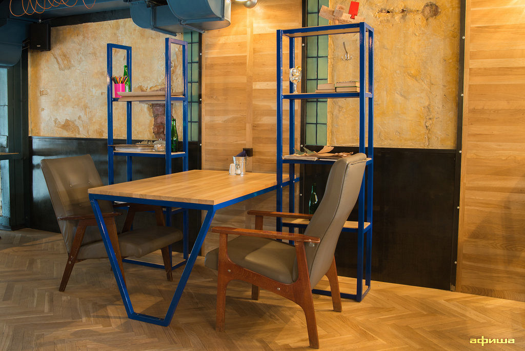 Ресторан Петров-Водкин - фотография 7