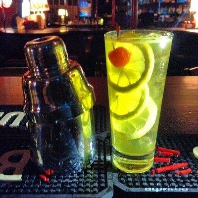Ресторан Drunkenwinnie Bar - фотография 4
