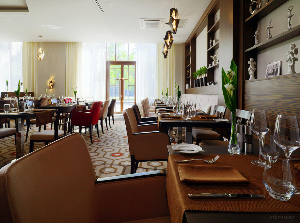 Ресторан Увертюра - фотография 1