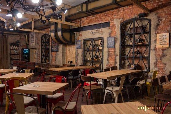 Ресторан Fabrika - фотография 14