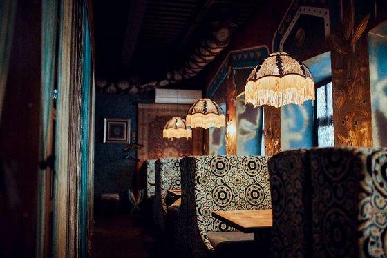 Ресторан Рубаи - фотография 3