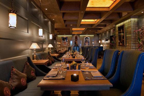 Ресторан Fujiko Asian Bistro - фотография 7