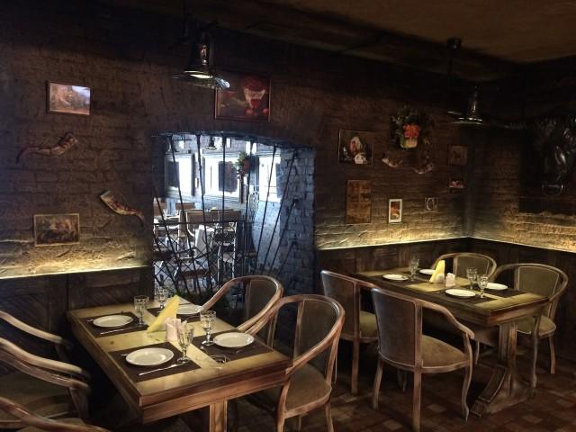 Ресторан Сулико - фотография 1